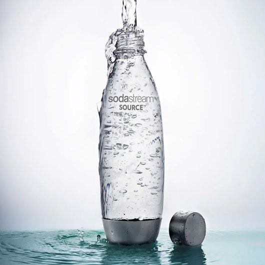 Carbonating Bottles